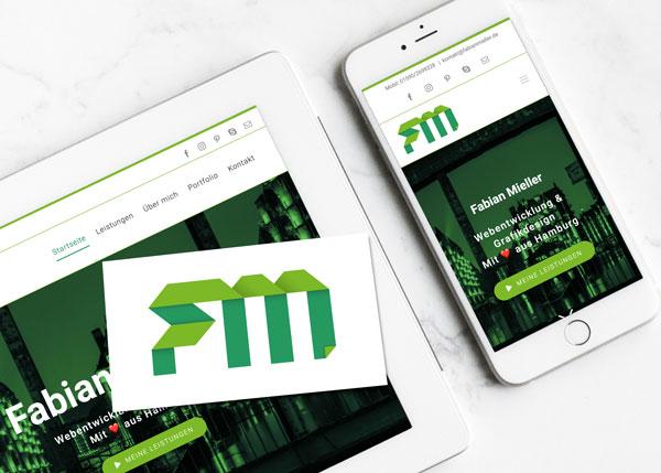 Fabian Mieller Tablet Mobile Design